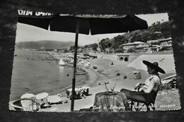 2368   Cavi Di Lavagna    Visione Della Spiaggia - Genova (Genoa)