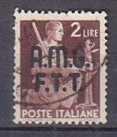 PGL - TRIESTE A AMG FTT SASSONE N°4 - Trieste