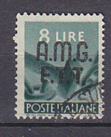 PGL - TRIESTE A AMG FTT SASSONE N°9 - Used