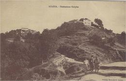AZAZGA - Habitations Kabyles -ed. Montravel - Altre Città