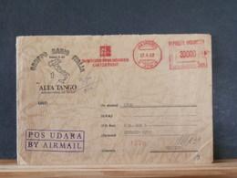 76/191   LETTRE   TO BELG. - Indonesië