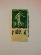 FRANCE N° 188A NEUF* TTB SIGNE BEHR - France