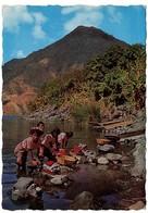 Guatemala Lavanderas De Santiago Atitlán - Guatemala