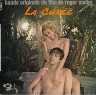 "B-O-F  Jean-Pierre Bourtayre / Peter McEnery/ Jane Fonda  ""  La Curée  "" - Soundtracks, Film Music"