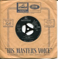 "Matt Monro""45t Vinyle""Yesterday""Liban - Collector's Editions"