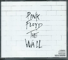 PINK FLOYD – THE WALL – 1979 – 2 CD – CBS Records - Rock