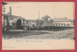 Bascoup - Ateliers Des Charbonnages  - 1907 ( Voir Verso ) - Chapelle-lez-Herlaimont