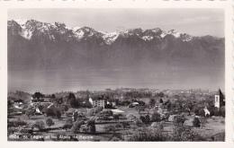 St.-Légier Et Les Alpes De Savoie - VD Waadt