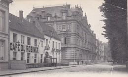 Berchem, Avenue Prince Albert, Café Du Robinet, 2 Scans - Antwerpen