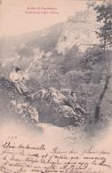 Sentier De Govatannaz ( Vuiteboeuf à Ste-Croix ) - 1899 - Carte Animée - JU Jura