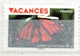 Lot  1  Timbre(s) Neuf  - N°324  - Sujet Vacances Papillon   - France - France