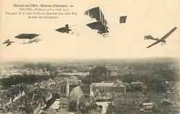AVIATION - CIRCUIT DE L'EST - DESTOCKAGE DEBARRAS SUR LE STOCK -  TROYES 1er ETAPE N° 315382 - Andere