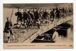 - CPA MILITAIRES - Infanterie Ecossaise Traversant Une Rivière - Edition Le Deley - - Personnages