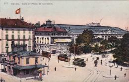 Genève : Gare Et Place Cornavin - GE Geneva