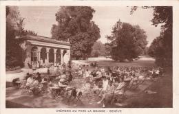 Genève : Crèmerie Du Parc La Grange - 1950 - GE Genève