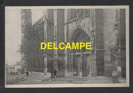 DF / 51 MARNE / REIMS / SAINT RÉMI - FAÇADE MÉRIDIONALE - Reims