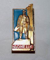 BADGE BROCHE ANCIENNE RUSSIE OHEUK / BON ETAT - Brooches