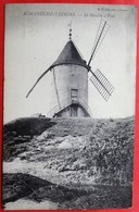 Cpa 71 ROMANECHE THORINS Le Moulin A Vent - Francia