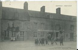 MONTBRAY - Hôtel Leheuf - France