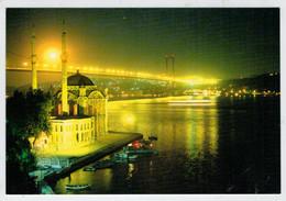 ISTAMBUL     ORTAKOY  CAMIL  VE  BOGAZ   KOPRUSU         (NUOVA) - Turchia