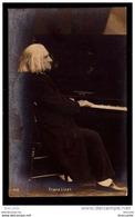 FRANZ LISZT - Musician Composer Music -  Musicista Compositore Musica - Photo - Musique Et Musiciens
