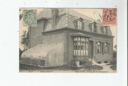 GHYVELDE (NORD) VILLA DE LA GARENNE 1904 - France