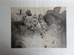 """Extrait De """"la Grande Guerre Racontée Par Les Combattants""""-éd Quillet - 1928: """" Dernière Vision De Guerre"""" - 1914-18"""