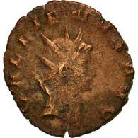 Monnaie, Gallien, Antoninien, AD 260-268, Rome, TB+, Billon, RIC:274 - 5. L'Anarchie Militaire (235 à 284)