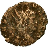 Monnaie, Gallien, Antoninien, AD 260-268, Rome, TB+, Billon, RIC:206 - 5. L'Anarchie Militaire (235 à 284)