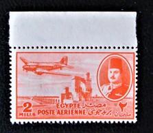 ROYAUME - POSTE AERIENNE 1947 - NEUF ** - YT PA 29 - MI 305 - HAUT DE FEUILLE - Egypt