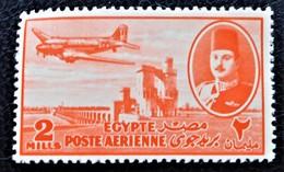ROYAUME - POSTE AERIENNE 1947 - NEUF ** - YT PA 29 - MI 305 - Egypt