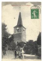 JP ~ 21    ~   PERNAND .  L' église . - Otros Municipios