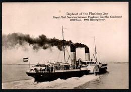 B3987 - Dampfer- Dayboat Of The Flushing Line - Passagiersschepen