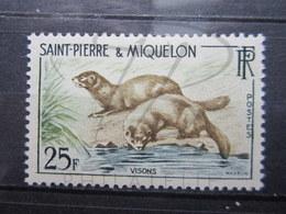 VEND BEAU TIMBRE DE S.P.M. N° 361 , X !!! - St.Pierre Et Miquelon