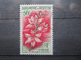 VEND BEAU TIMBRE DE S.P.M. N° 363 , X !!! - St.Pierre Et Miquelon
