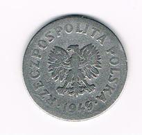 POLEN  50 GROSZY  1949 - Polonia