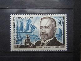 VEND BEAU TIMBRE DE S.P.M. N° 368 , X !!! - St.Pierre Et Miquelon