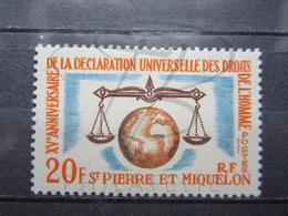 VEND BEAU TIMBRE DE S.P.M. N° 370 , X !!! - St.Pierre Et Miquelon