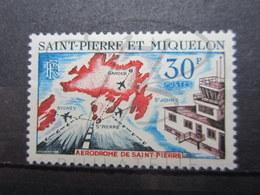 VEND BEAU TIMBRE DE S.P.M. N° 376 , X !!! - St.Pierre Et Miquelon