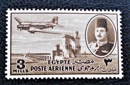 ROYAUME - POSTE AERIENNE 1947 - NEUF ** - YT PA 30 - MI 306 - Egypt