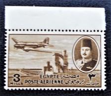 ROYAUME - POSTE AERIENNE 1947 - NEUF ** - YT PA 30 - MI 306 - HAUT DE FEUILLE - Egypt