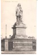 Histoire De France-TOULOUSE Statue De Pierre Paul Riquet(1609-1680) Ingenieur-conçu Et Exécuta Le Canal Du Midi - Histoire