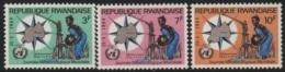 Rwanda-Ruanda 1964 World Day Meteorology-Journée Mondiale Météorologie-Weltag Meteorologie ** - 1962-69: Mint/hinged