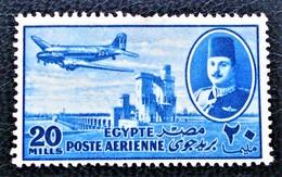 ROYAUME - POSTE AERIENNE 1947 - NEUF ** - YT PA 35  - MI 311 - Egypt