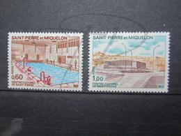 VEND BEAUX TIMBRES DE S.P.M. N° 431 + 432 , X !!! - St.Pierre Et Miquelon