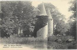 Marault - La Porte Du Château - Francia
