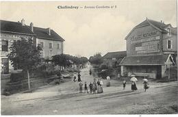 Chalindrey - Avenue Gambetta N°1 - Francia