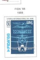 Chile PO 1988  Fida 88 Scott.+774 New See Scan On Scott.Page - Cile