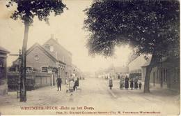 Westmeerbeeck Westmeerbeek Zicht Op Het Dorp 1919 - Hulshout
