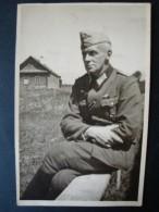Original-Foto 2. Weltkrieg, Fotokarte EK 1 Träger !! - Dokumente